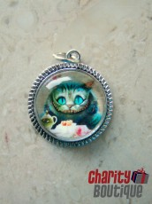 Pandantiv Cheshire Cat